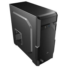 Aerocool VS-1 mid-tower atx ventilé USB3 non-vitré noir jeu pc case