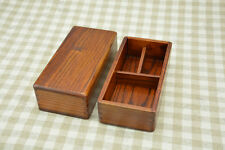 Chinese-style Jujube wood lunch box,wooden Bento,cooking Sushi,cuisine bowl tea