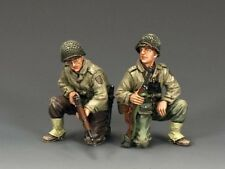 King & Country DD228 US Army Tank Riders Set #1
