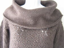 JUICY COUTURE Long Cowl Neck Sweater Small SIze ~ Brand new w/tags attached ~