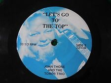 JOHN THONE & TOWER TRIO -Private Ohio Funk 45 EP - Let's Go To The Top