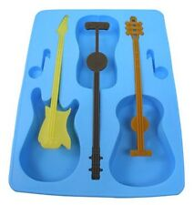 Southern Homewares Guitar Ice Cube Tray - silicone mold, great for parties!