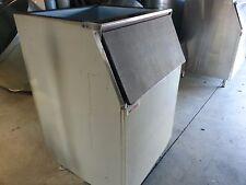 Ice-o-matic ice bin, model #B-55P-P-A