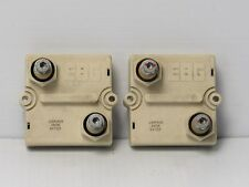 LOT OF 2 EBG POWER RESISTOR UPX/600 UPX600 2K5K 94703 - USED