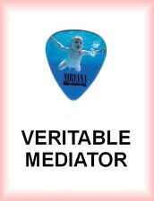 NIRVANA         MEDIATOR      medium    NEVERMIND  PLECTRUM  guitar pick