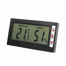 Digital LCD Display Thermometer Hygrometer Temperature Humidity Gauge Meter EA