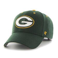 Green Bay Packers '47 Brand Dark Green Adjustable Audible 47 MVP Hat