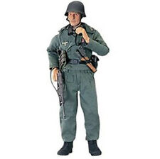"BBI Elite Force 1/6th tedesco Panzer Tank Gunner 12"" Figura Soldato in Scatola"