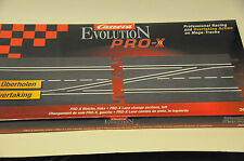 Carrera Evolution Pro-X, Weiche links, Art. Nr. 30306, neu und ovp !!!