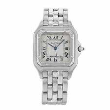 Cartier Panthere W25054P5 Stainless Steel Quartz Women's Watch
