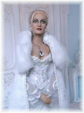 OUAT Once upon a Time Tonner OOAK Snow Queen PRINCESS INGRID Disney by Bethboul