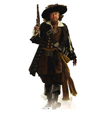 CAPTAIN BARBOSSA Pirates of the Caribbean Rush CARDBOARD CUTOUT Standee Standup
