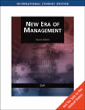 New Era of Management by Richard L. Daft (Paperback, 2007)