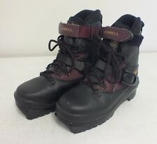 Merrell Descente Thinsulate Insulated Cross Country Ski Boots SNS US Women's 5.5