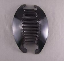 Big Huge interlocking banana vintage old school style hair riser comb clip claw
