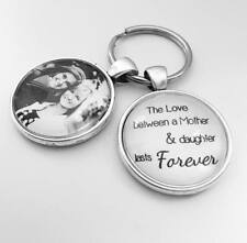 Mothers Day Personalised Key Chain Gift (MAIL US PHOTO)