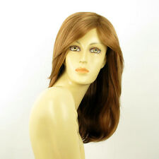 Mid lenght wig for woment in Dark Copper Blond / ZELINDA G27 PERUK