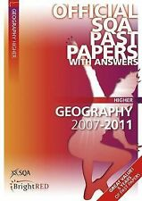 Geography Higher 2011 SQA Past Papers,GOOD Book