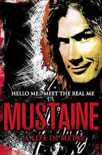 Mustaine: A Life in Metal, Mustaine, Dave Hardback Book