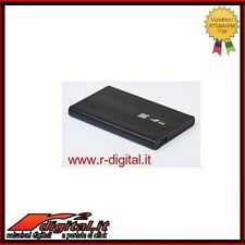 BOX ESTERNO SATA 2.5 EE2-U2S-4 USB 2.0 HD HARD DISK CASE AUTO PC COMPUTER