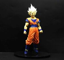"Banpresto DragonBall Z BZD Figure colosseum SS GOKU  8""  high no box #lk9"