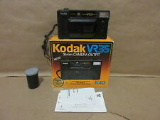 Kodak VR35 35mm Camera Outfit K40