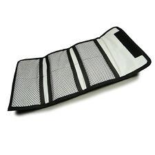 Tasche mit 6 Fächern für 25-82mm CPL UV ND FLD Farbfilter, Objektivdeckel, usw.