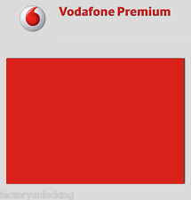 PREMIUM UNLOCK SERVICE Vodafone UK iPhone SE 6S PLUS 6S 6 5S Official Unlocking