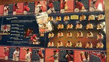 2004 Boston Red Sox 25 pins collection - curse over