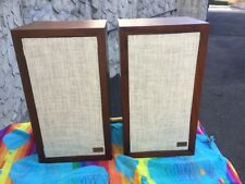 Acoustic Research AR-3a Loudspeaker Pr., Oiled-Walnut  fully restored