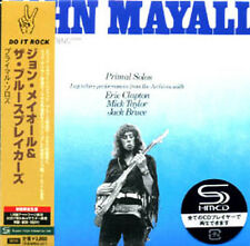 JOHN MAYALL Primal Solos Japan Mini LP SHM-CD UICY-93411  Eric Clapton NEW! ss