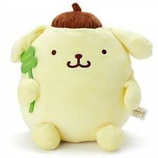 New! Pompom purin Plush stuffed Doll Clover L size, Sanrio Kawaii f/s from Japan