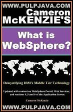 Cameron McKenzie's Technical Guides: Cameron Mckenzie's What Is WebSphere?...
