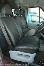 FORD TRANSIT CREWCAB VAN SEAT COVERS
