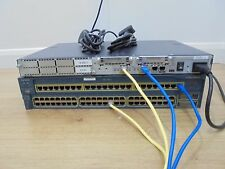 CISCO CCNA CCNP LAB 2610XM Router  . 2950-24 SWITCH. 3548- XL-EN LAB