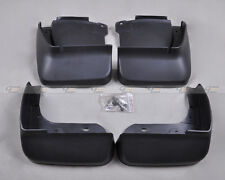 4pcs MUD FLAPS SPLASH GUARDS MUDGUARD for 2003~2007 2006 2005 HONDA ACCORD SEDAN
