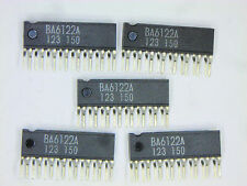 "BA6122A  ""Original"" ROHM  16P ZIP IC  5  pcs"