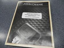 John Deere Operators Manual Diesel Engine Powertech 4.5/6.8L tier 2 OEM 2004