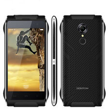 "4.7"" Homtom HT20 HD 4G MT6737 2GB+16GB Android 6.0 Fingerprint Mobile Phone GPS"