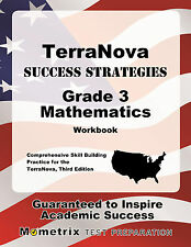 TerraNova Success Strategies Grade 3 Mathematics Workbook