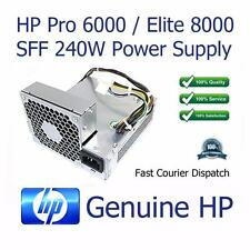 HP PRO 6000/Elite 8000 SFF 240w PSU 503376-001 508152-001 pc8019