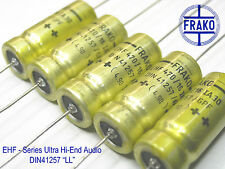 470uF- 16V FRAKO  EHF (LL) Series Ultra Audio Grade DIN41257 !! x 50 pieces