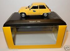 NOREV RENAULT 5 1976 POSTES POSTE PTT 1/43 in luxe box