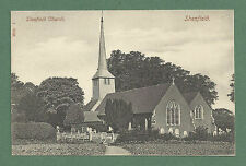 C1900'S POSTCARD SHENFIELD CHURCH ESSEX
