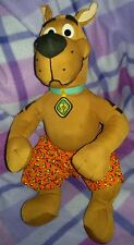 PELUCHE ORIGINALE SCOOBY-DOO - 40Cm. - Plush Scooby Doo Figure Doll Game Action