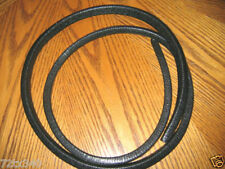 Universal Motorcycle seat trim Vintage Antique Triumph BSA 7 FEET!! 60-0696A