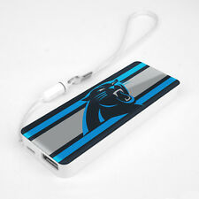 Carolina Panthers PowerBank Travel Charger - Cell Phone Portable Battery Pack