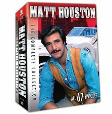 Matt Houston: Complete Series Collection Lee Horsley Seasons 1 2 3 DVD Boxed Set