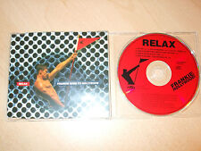 Frankie Goes to Hollywood - Relax (CD) 6 Tracks - Nr Mint - Fast Postage