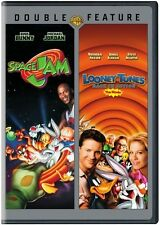 Space Jam / Looney Tunes Back In Action - 2 DISC SET (2016, REGION 1 DVD New)